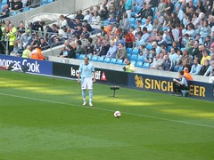 Free kick, taken by Martin Petrov (zawtowers) Tags: city west bench manchester cross martin kick wing taken free fans players middle left premier footy league manchestercity mcfc albion petrov brom eastlands bulgarian mancity wba westbrom cityofmanchesterstadium bromwich westbromwichalbion citeh mcfccouk middleeastlands