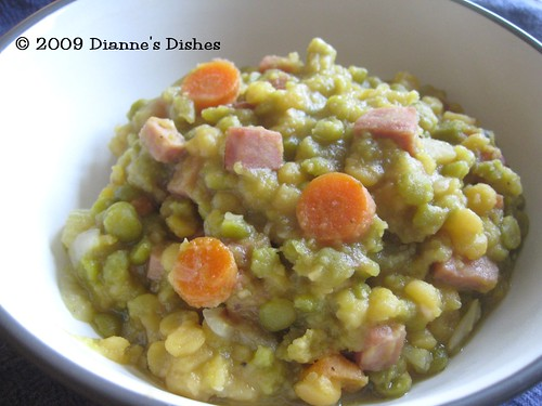 Double Split Pea and Ham Soup