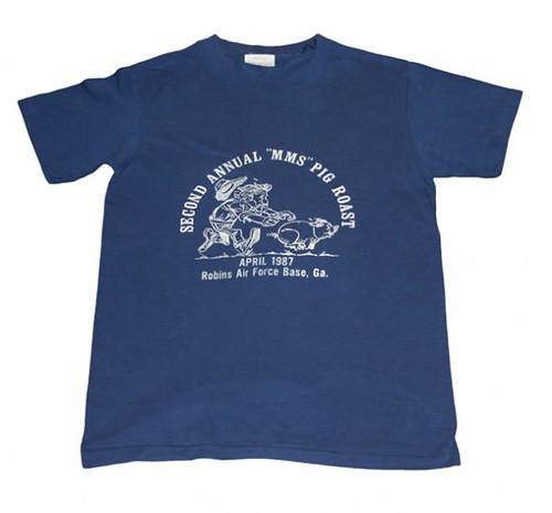 Pig Roast Vintage T-shirt