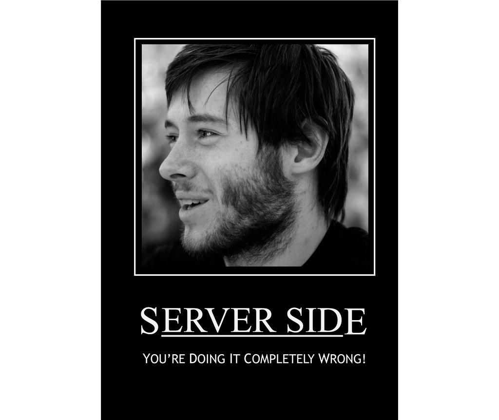 Server Side?