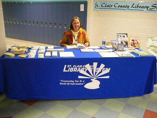 SCC Library at Farrell Elementary