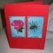 Handmade Loteria Greeting Card