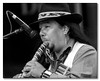 Day 95 of 365 - Let the Music heal your soul (Riyazi) Tags: portrait blackandwhite music assignment flute nativeamerican 365 ethnic dps bwportraits threesixtyfive