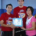 Alvin Patrimonio and Coach Ryan Gregorio