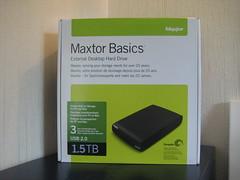 Maxtor Basics