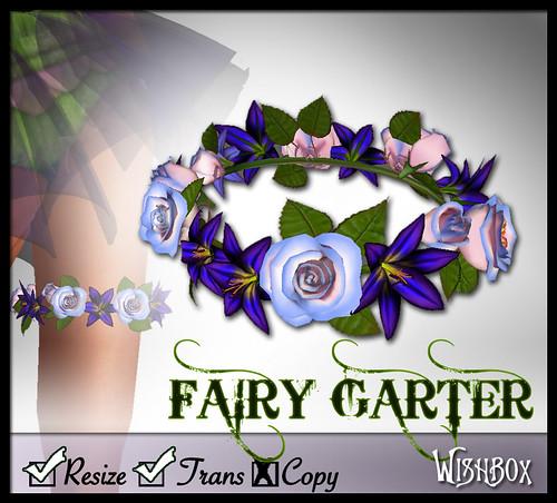 Fairy Garter II