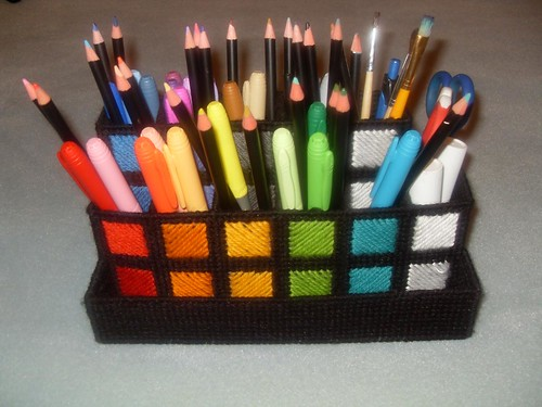 Pencil Crayon Carrier