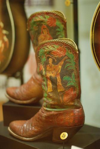 Patsy Montana's Boots