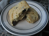 Za Za Dried Cherry: Rosemary Scone
