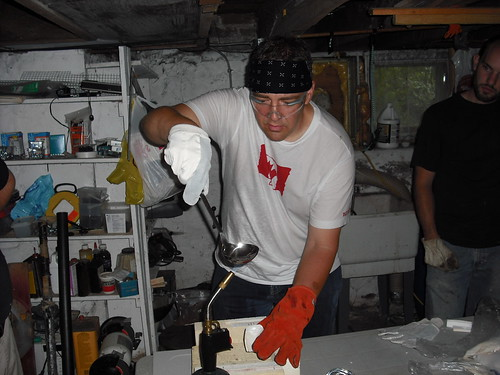 Meetup_Metal_Casting_July2009 046