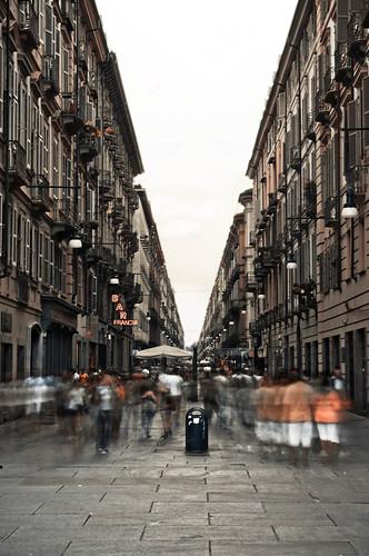 Torino non sta mai ferma
