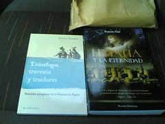Libros recién recibidos en correos (by jmerelo)