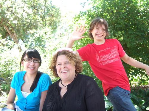 Rita, Kathy, Stae