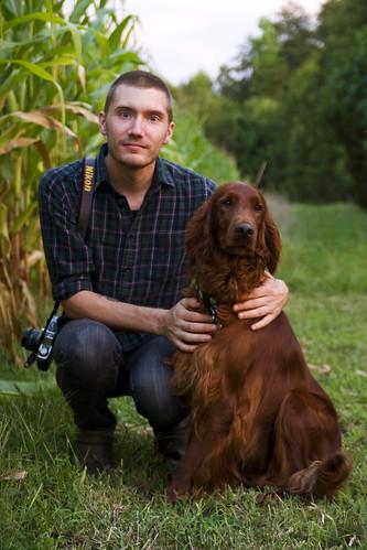 Tristan and Hoppy