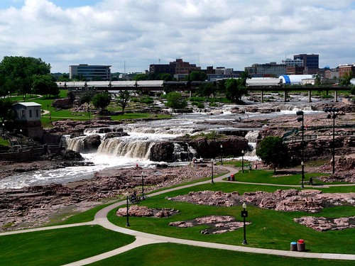 Sioux Falls (SD) United States  city pictures gallery : Falls Park in Sioux Falls, South Dakota by 1blessedmom Photography