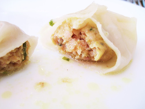 chicken momo @ thakali