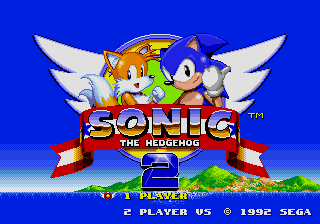 Sonic 2 - a Classic!