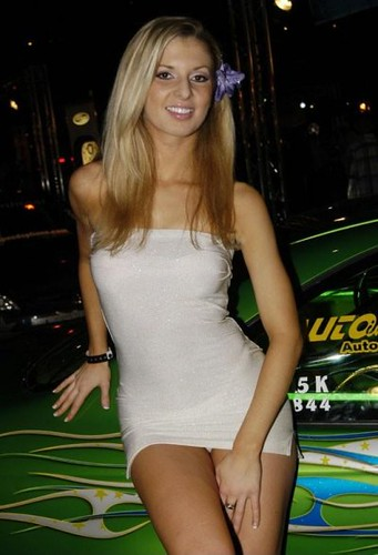 Car Show Girls 1