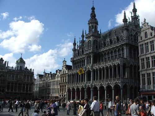 Bruselas - Grand Place