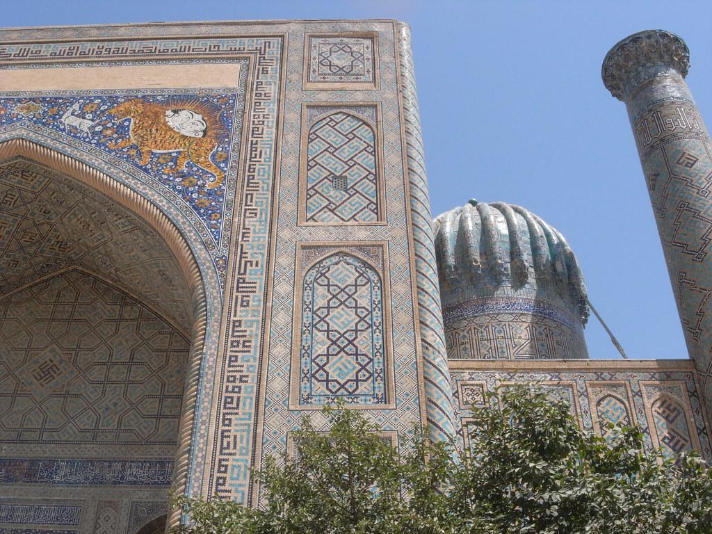 Sher-Dor Mosque