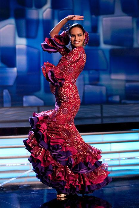 Traje Típico de Miss España