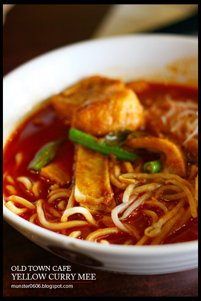 Oldtown Curry Mee