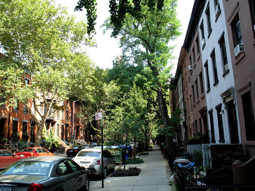 Brooklyn off Atlantic Avenue