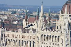 Vintage Aircraft, Budapest Parliament