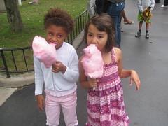 Cotton Candy Eaters (edenpictures) Tags: anna illinois amusementpark cottoncandy eden sixflags greatamerica sixflagsgreatamerica lakecounty gurnee