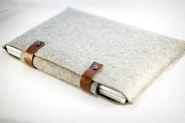 15 Inch Laptop Sleeve by Byrd & Belle