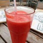 Watermelon Juice @ Amsterdam Bibliotheek thumbnail