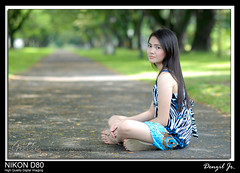 Gette35 (DenzilJr) Tags: cute girl beautiful smile nikon sweet philippines 85mm babe clark manila pinay highquality sb800 gette 18200vr d80 nikond80 filipinamodel denziljr germainegressasantosasprec