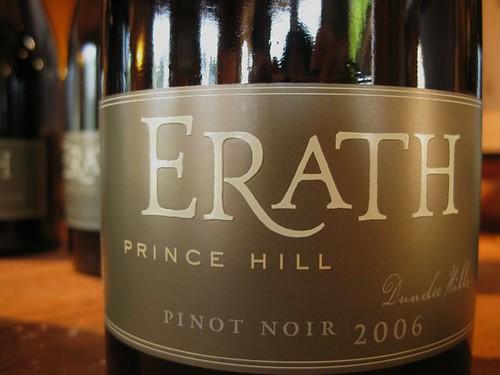 Erath - Label