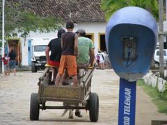 horse cart Parati