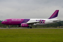 HA-LPW - Wizz Air - Airbus A320-232 (A320) - Luton - 090812 - Steven Gray - IMG_8799