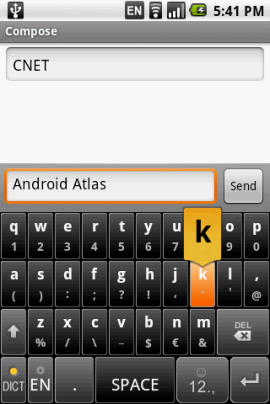 touchpal Android Q