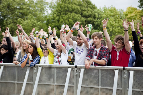 Crowd @ Offset Festival