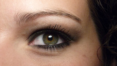 Smoky eye (belimie) Tags: eye noir makeup yeux smoky maquillage