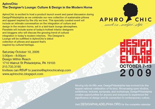 aphrochic design philadelphia e card