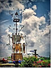 no matter where you're, we share the clouds (arnistm) Tags: airport pekanbaru kartpostal goldstaraward sultansyarifkasimii