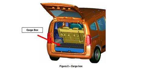 Qubo Natural Power Dimensioni Del Vano Di Carico E Cargobox Qubo