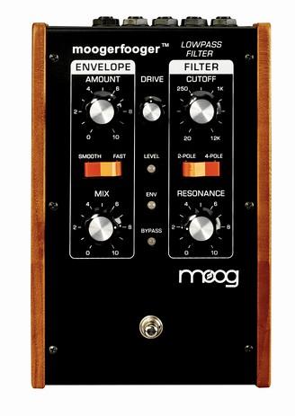 Moog MF-101 Filtro Low Pass