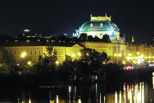 Národní Divadlo (National Theater) by you.