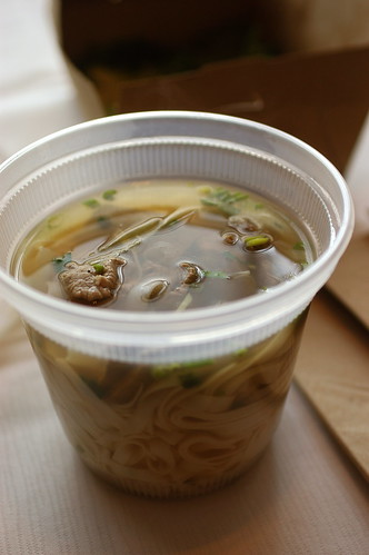 pho from Out the Door