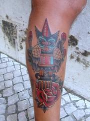 fokaowl (pEDRO[SOoS]) Tags: portugal tattoo lisbon traditional tattoos pedro americana soos neotraditional