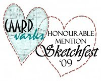 Sketchfest Honourable Mention