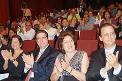 Rosangela y el Ministro