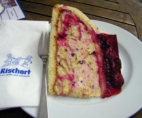 Fidelio torte c/o Cake Gumshoe Megan