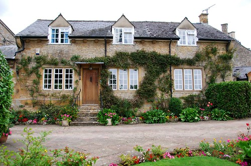 our b&b in maugersbury, cotswolds