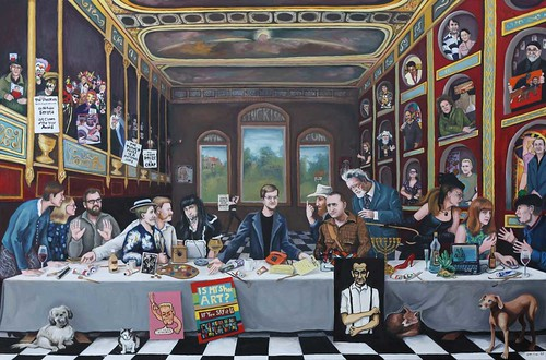 The Last Supper by Ella Guru